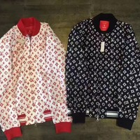 HCXX Supreme X LV ZIP UP JACKET