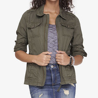 MILITARY JACKET from EXPRESS