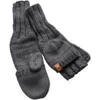 Nike Texas Longhorns Ladies Charcoal Knit Convertible Mittens