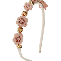 Flower Spike Headband - Hair Accessories - Bags & Accessories - Topshop USA