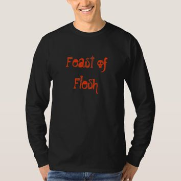Black Feast of Flesh T-Shirt