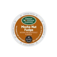 Keurig® K-Cup® Pack 18-Count Green Mountain Coffee® Mocha Nut Fudge Coffee