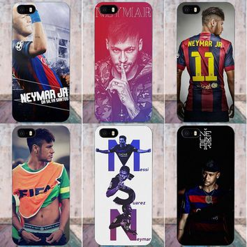 Jr Neymar For HTC Desire 530 626 628 630 816 820 One A9 M7 M8 M9 M10 E9 Plus For Moto G G2 G3 Soft TPU Mobile Phone Cases