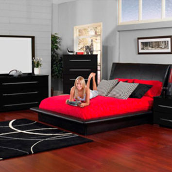 Modern Italian Amore Bedroom Furniture Set | Aaron's