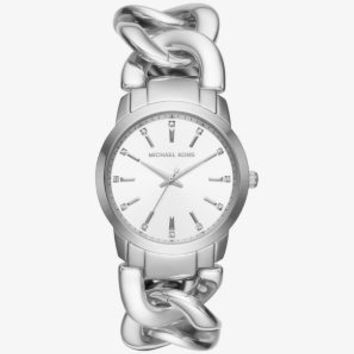 Elena Silver-Tone Watch | Michael Kors