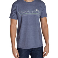 Men's Graphic T-shirt - View From The Top | Eddie Bauer