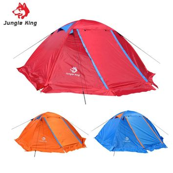 2 Person Double Layers Dome Tent
