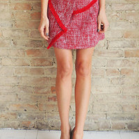 Lakeshore Folded Mini Skirt