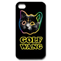 New OFWGKTA Golf Wang Tyler The Creator Odd Future iPhone 4 4S 5 Hard Case Covers by Custom Store