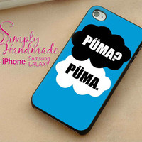 Puma Puma Case fit iPhone Case iPhone 4 Case iPhone 5 Case iPhone 5C Case Samsung S3 Case Samsung S4 Case Phone Cover Style JJCOVER