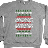 Heather Grey Sweatshirt | Funny Holiday Shirts