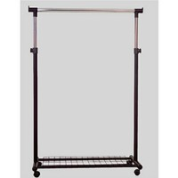 A.M.B. Furniture & Design :: Accessories :: Misc. Accessories :: Portable coat hanger rack with casters great for coat check