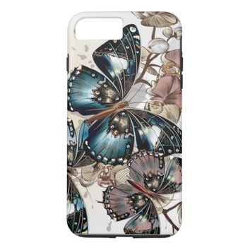 Beautiful Butterflies iPhone 8 Plus/7 Plus Case