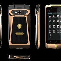 Lamborghini Luxury Phone With Android 4.2 - luxuryvolt.com