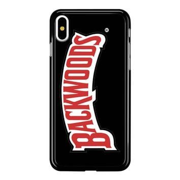 Backwoods iPhone X Case