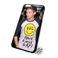 Louis Tomlinson Cute One Direction Cell Phones Cases For Iphone, Ipad, Ipod, Samsung Galaxy, Note, Htc, Blackberry