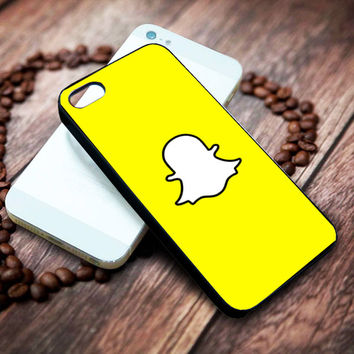Snapchat Iphone 4 4s 5 5s 5c 6 6plus 7 case / cases