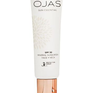 OJAS SPF 30 Mineral Sunscreen Face + Neck | Nordstrom