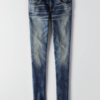 AEO Super Low Jegging , Artistic Repair