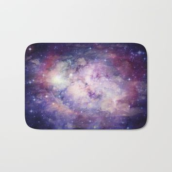 Galaxy 1 Bath Mat by Claude Gariepy