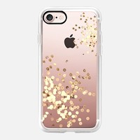 sparkling gold dream iPhone 7 Carcasa by Marianna | Casetify