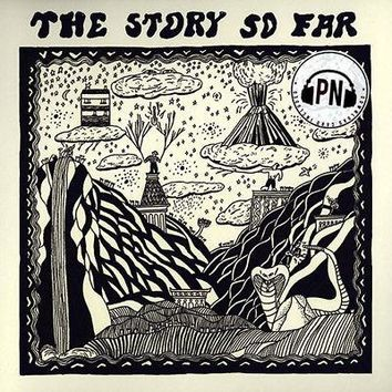 The Story So Far - Self-titled LP Vinyl DL NEW