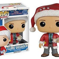Funko Pop Movies: Christmas Vacation - Clark Griswold Vinyl Figure