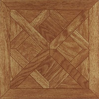 "Park Avenue Parquet Oak 12"" x 12"" Self Adhesive Vinyl Floor Tile - 20 Tiles"