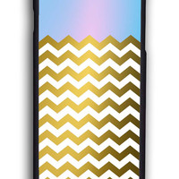 Chevron Pattern for Iphone 6 Hard Cover Plastic