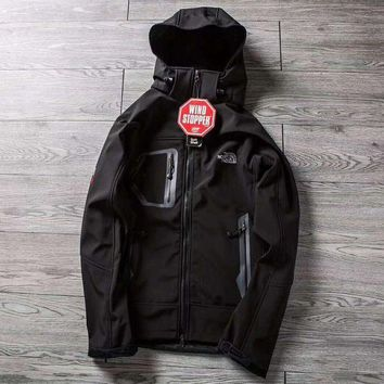 ONETOW THE NORTH FACE Fashion Hooded Zipper Cardigan Sweatshirt Jacket Coat Windbreaker Sportswear  G-ZDL-STPFYF
