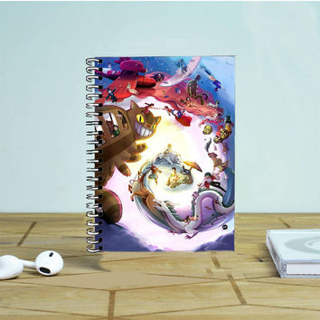 Studio Ghibli Photo Notebook Auroid