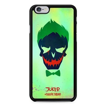 Joker Poster Suicide Squad iPhone 6/6S Case