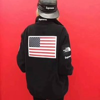 Supreme 17ss The North Face Jacket Coat One-nice™