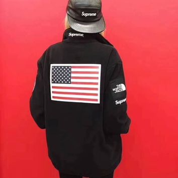 Supreme 17ss The North Face Jacket Coat1