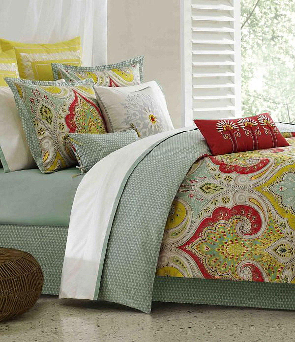 Echo Quot Jaipur Quot Bedding Collection From Dillard S