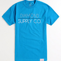 Diamond Supply Co Over The Line Tee at PacSun.com