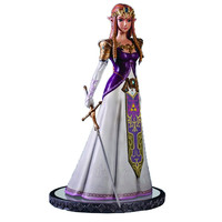 Princess Zelda Legend of Zelda Twilight Princess First4Figures Statue