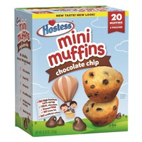 Hostess Chocolate Chip Mini Muffins - 5ct/8oz