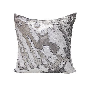 Laraine Sequin Throw Pillow