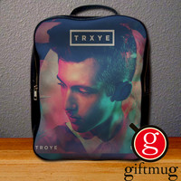 Troye Sivan Trxye Album Cover Backpack for Student