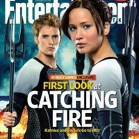 Entertainment Weekly (Jan 14, 2013) Movie Preview - Catching Fire - Jennifer Lawrence