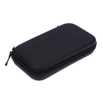 1 Pc High Quality Black Protective EVA Travel Carry Case Bag Portable Cover Pouch Bag for Nintendo 3DS Hard Cover Protective Bag