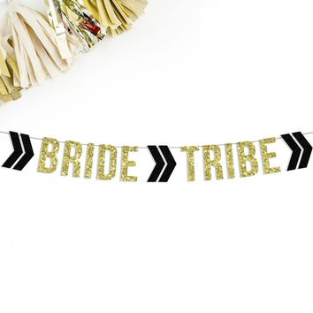BRIDE TRIBE Party Banner