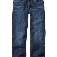 Gap Boys Factory Lined Straight Fit Jeans