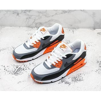Nike Air Max 90 Essential White Anthracite-Cool Grey-Black d5b76636c66c
