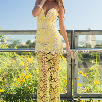 Field Of Dreams Maxi Dress