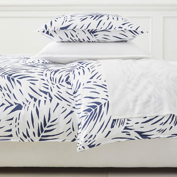 Palm Duvet Cover