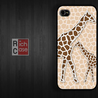 Beautiful Case iPhone 4 Case iPhone 4s Case iPhone 5 Case idea case Giraffe animal