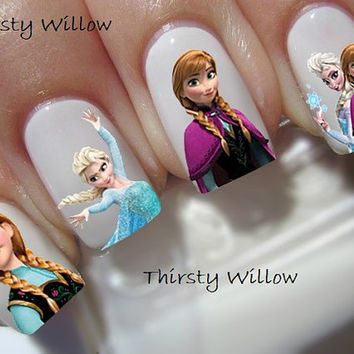 Disney Frozen Full Nail Wrap