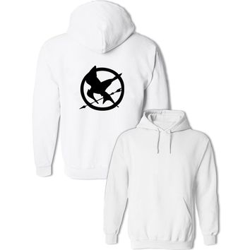 THE HUNGER GAMES Hoodies Men's Women's Boy's Girl's Cotton Sweatshirts Multi Color Fashion Pullovers Tops Hip Hop Unisex Jackets